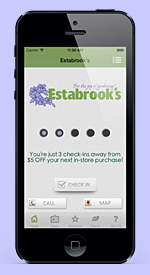 Estabrook's Mobile App