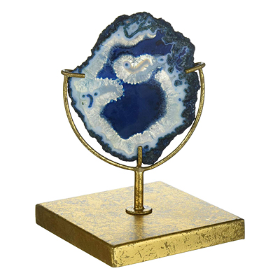 Agate Deco on Stand