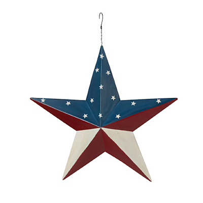 Wall Decor - Americana Star