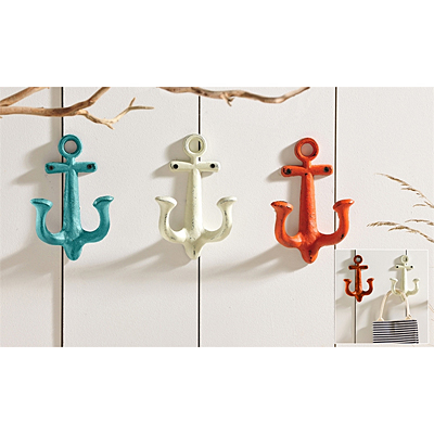 Anchor Design Wall Hooks