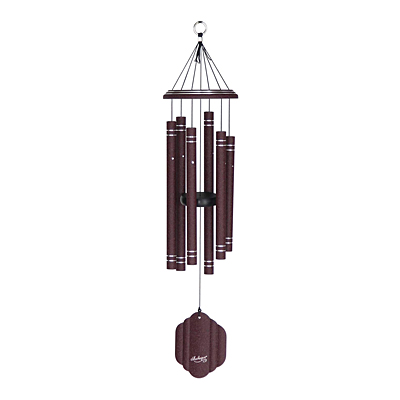 Windchime Arabesque - Garnet