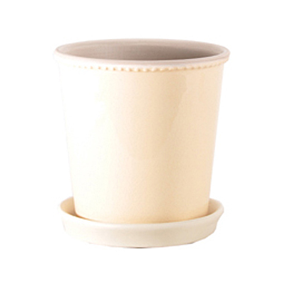 Astoria Planter - Alabaster White
