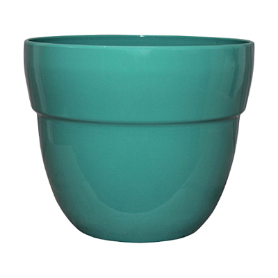Augustine Planter - Turquoise