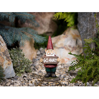 Gnome - Mini Go Away