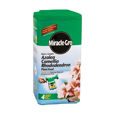 Miracle-Gro Azalea, Camellia, Rhododendron Plant Food