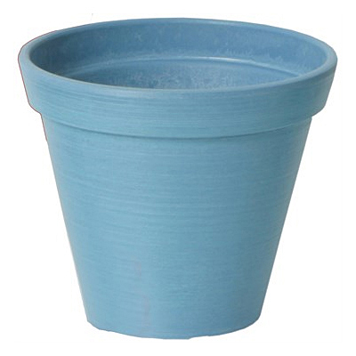 Round Band Planter - Blue