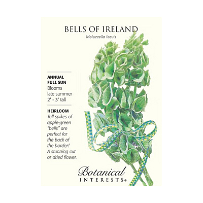 Seeds - BI Bells of Ireland