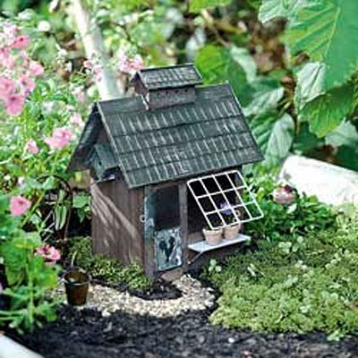 Mini Birder's Cottage