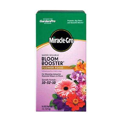 Miracle-Gro Bloom Booster