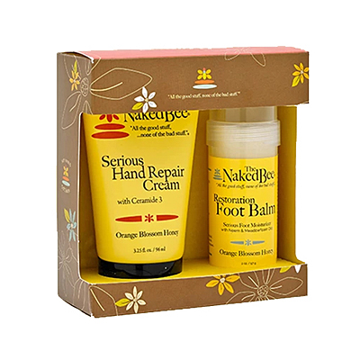 NB Hand & Feet Gift Set - Orange Blossom & Honey