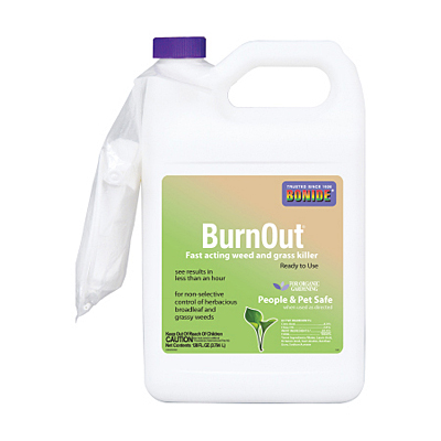 Bonide Burnout Weed & Grass Killer RTU