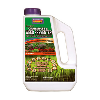 Bonide Weed Preventer with Dimension