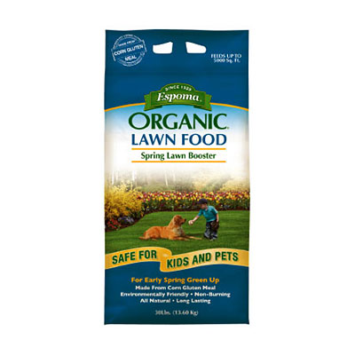 Espoma Lawn Spring Booster - Organic