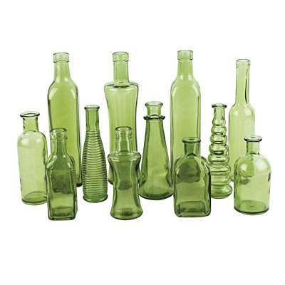 Bottle - Vintage Green