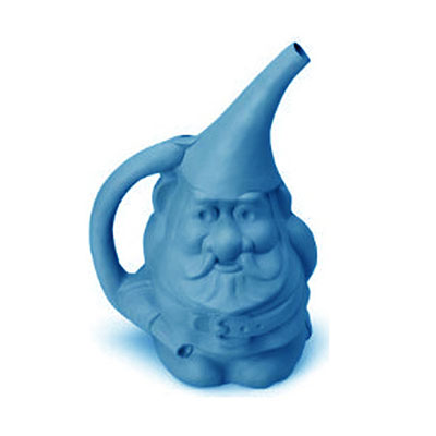 Novelty Watering Can - Gnome Blue