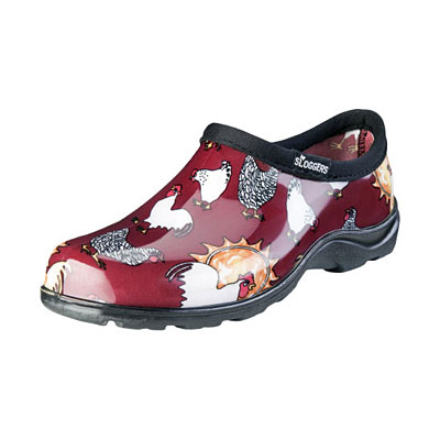 Sloggers Garden Shoe - Chick Red