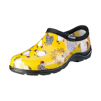 Sloggers Garden Shoe - Chick Yellow