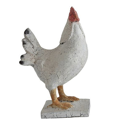 Chicken Antique Finish
