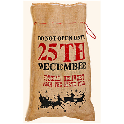 Christmas Sack Special Delivery