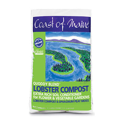 Coast of ME Quoddy Blend Compost 100%