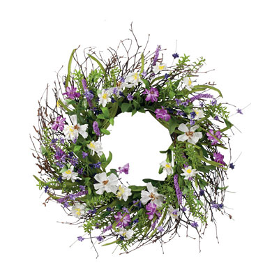 Wreath - Cosmos & Wildflower