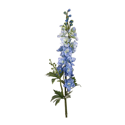 Delphinium Spray x2 - Blue