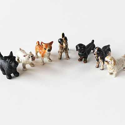 Dog Figurine - Cast Iron