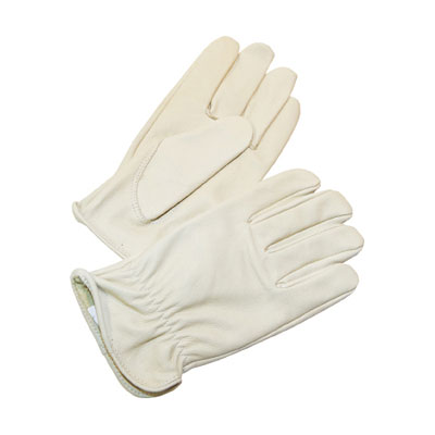Leather Driver Gloves - Womens