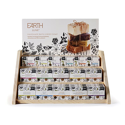 Earth Luxe Soap