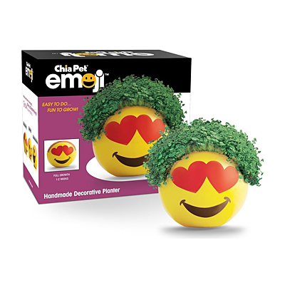 Chia Emoji - Heart Eyes