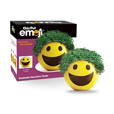 Chia Emoji - Smiley
