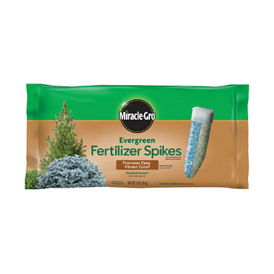 Miracle-Gro Evergreen Spikes 12 pk