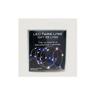 LED Fairie String Lites 25L