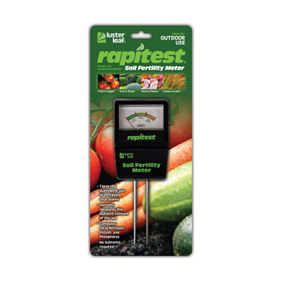 Rapitest Soil Fertility Meter