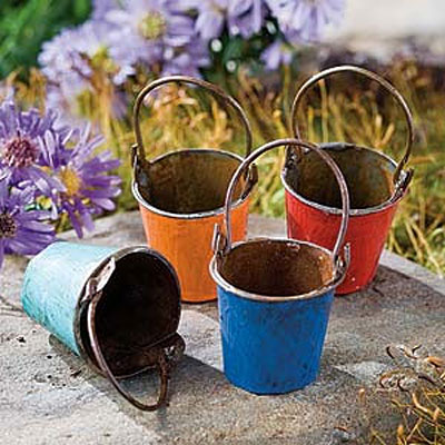 Mini Fiesta Buckets