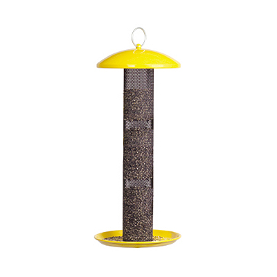 No/No Finch Feeder, Straight Sided