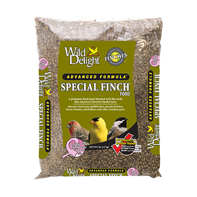 Wild Delight Outdoor Finch Bird Seed
