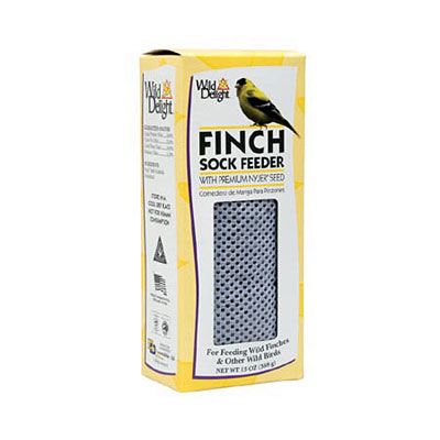 Wild Delight Finch Sock Feeder