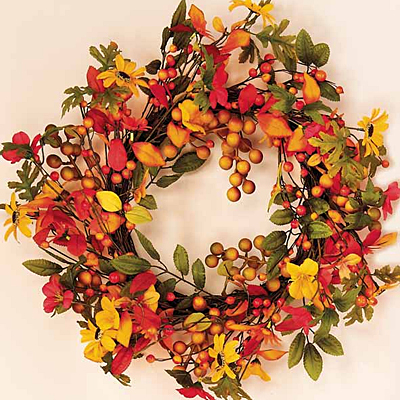Wreath - WP Floral Berry