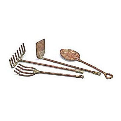Mini Garden Tools (4 pc)