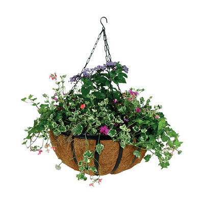 Gardman Hanging Basket with Liner
