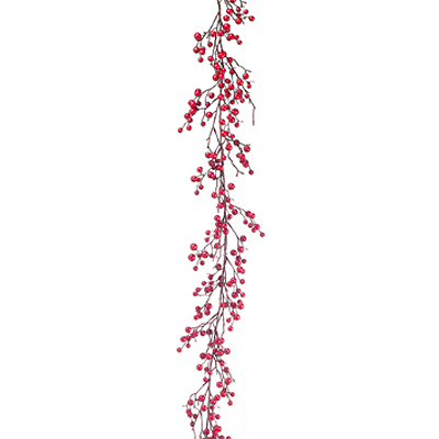 Garland - Berry Red