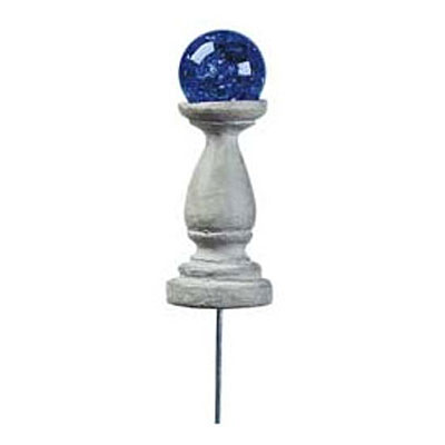 Mini Gazing Ball - Cobalt