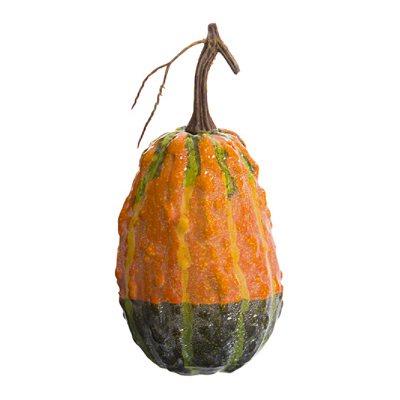 Weighted Gourd - Orange, Green