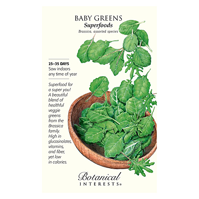 Seeds - BI Baby Greens Superfoods