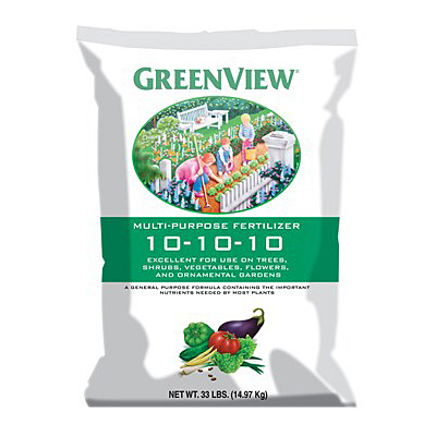 Greenview All-Purpose Fertilizer 10-10-10