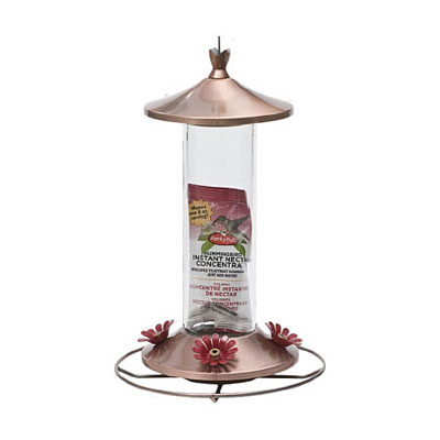 Woodstream Hummingbird Feeder - Copper