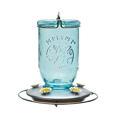 Woodstream Hummingbird Feeder Mason Jar