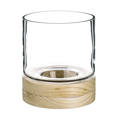 Hurricane - Wood, Glass