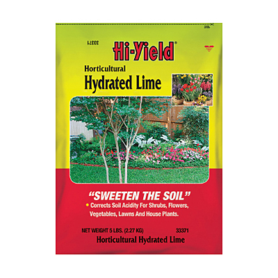 Hydrated Lime Horticultural Hi-Yield